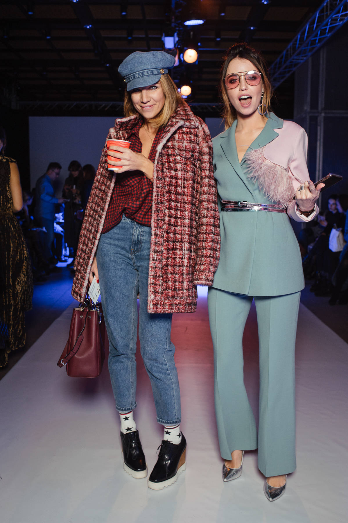 81583f9535a7 1-5 февраля в КВЦ «Парковый» состоялся 14-й сезон международной недели моды  Mercedes-Benz Kiev Fashion Days. В рамках недели моды было представлено 54  ...